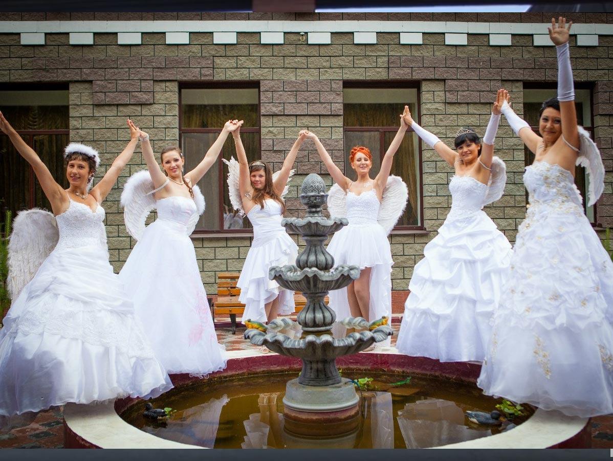 Тюменские невесты 2012