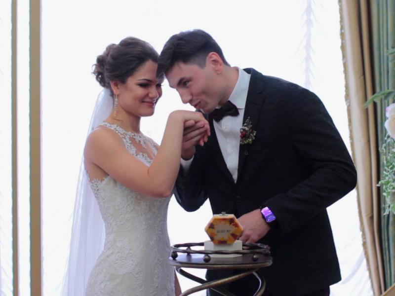 Свадьба Левы и Ксении
