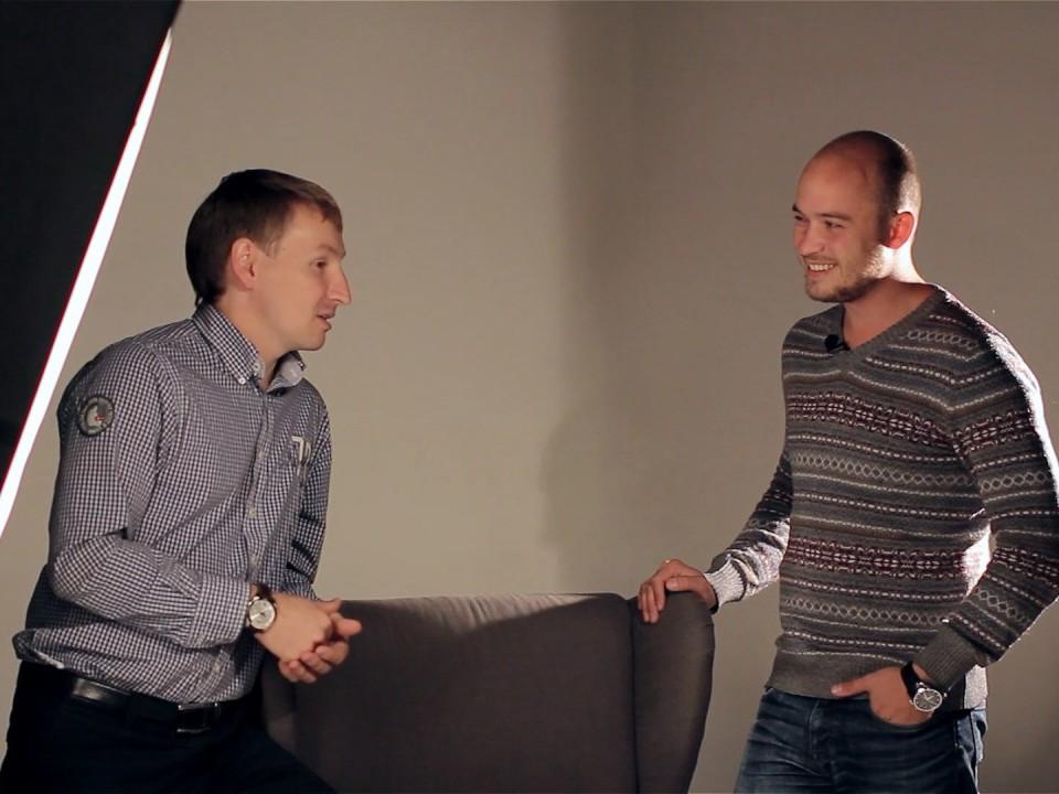 Интервью Попова Романа с Максимом Чернятьевым